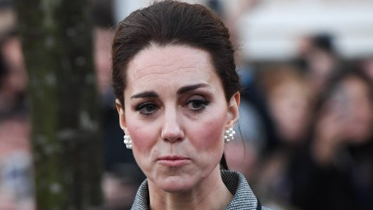 Kate Middleton, Ehefrau von Prinz William.