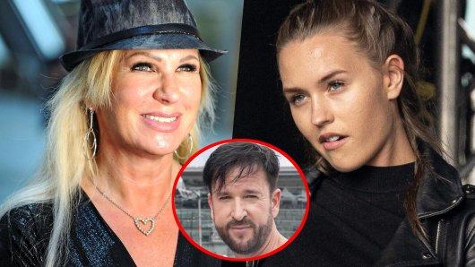 Michael Wendler und seine Frauen: Laura Müller redet nun schlecht über Ex Claudia.