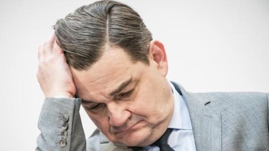 Marcus Weinberg (CDU), Spitzenkandidat der CDU, ist bei der Bürgerschaftswahl in Hamburg krachend gescheitert.