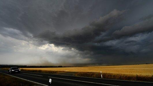 Das Wetter in Thüringen bleibt ungemütlich.