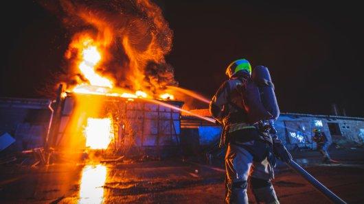 Es brannte in Gera - ist der Feuerteufel wieder aktiv gewesen?