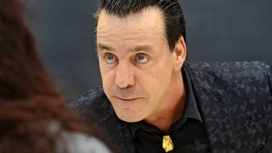 Rammstein-Sänger Til Lindemann.
