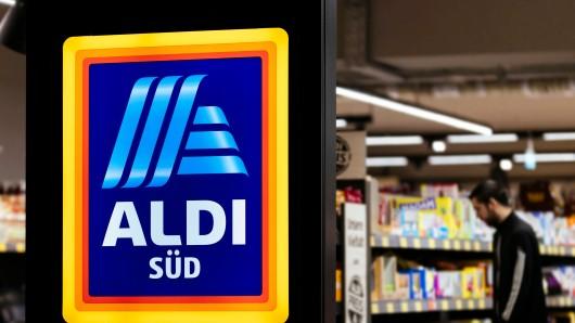 Aldi: Ein Angebot des Discounters wirft Fragen auf. (Symbolbild)