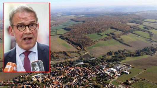 Innenminister Georg Maier (SPD) ist not amused über das Vorgehen der Stadt Magdala (Thüringen).