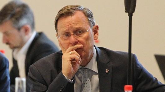 Für Thüringens Ministerpräsident Bodo Ramelow könnte es ernst werden. (Archivbild)