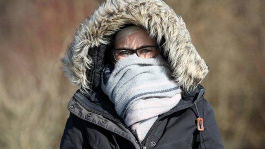 Das Wetter in Thüringen wird langsam winterlich! Dieses Wochenende soll es richtog kalt werden.