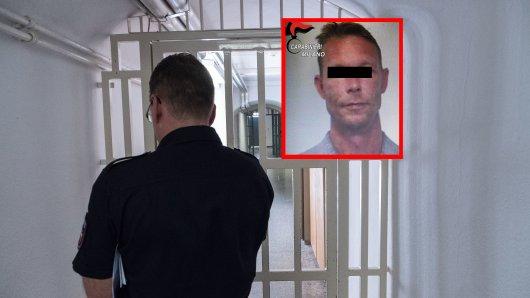Christian B. wird verdächtigt, Maddie McCann getötet zu haben.