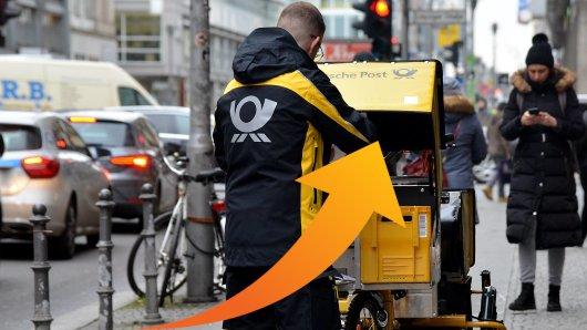 Deutsche Post: Ein Postbote fand zuletzt einen wichtigen Hilferuf, als er einen Briefkasten leerte.