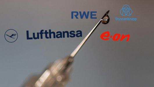 Lufthansa, Eon und Co. wollen schon bald ihre Mitarbeiter impfen.