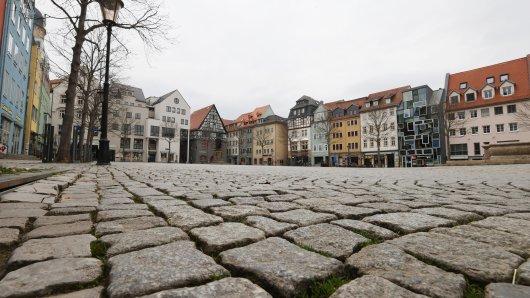 """Jena: Die Stadt ruft dazu auf, ein berühmtes Denkmal zu """"verschönern"""". (Symbolbild)"""