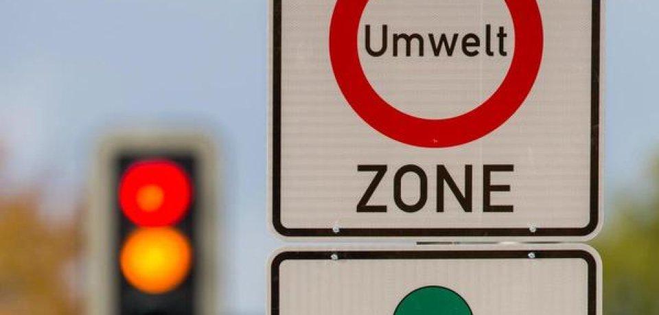 Die Umweltzone in Erfurt soll abgeschafft werden. (Archivbild)