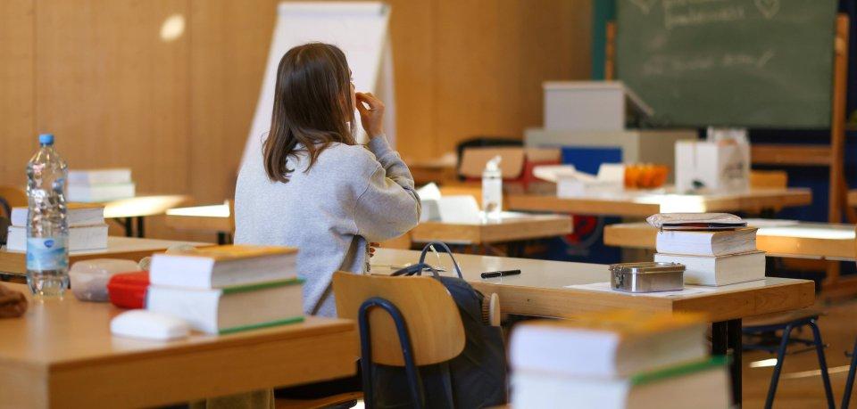Corona in Thüringen: Bald sind im Saale-Orla-Kreis wieder Schulöffnungen möglich. (Symbolbild)