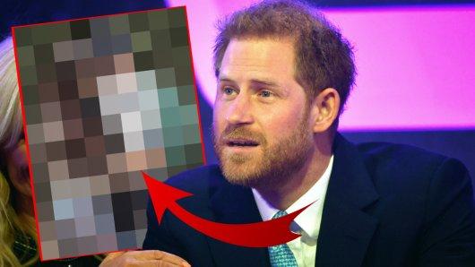 Prinz Harry ist stinksauer: Grund sind Fotos seiner Ehefrau Meghan.