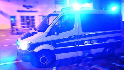 Die Polizei Erfurt musste nachts zum Buga Gelände ausrücken.