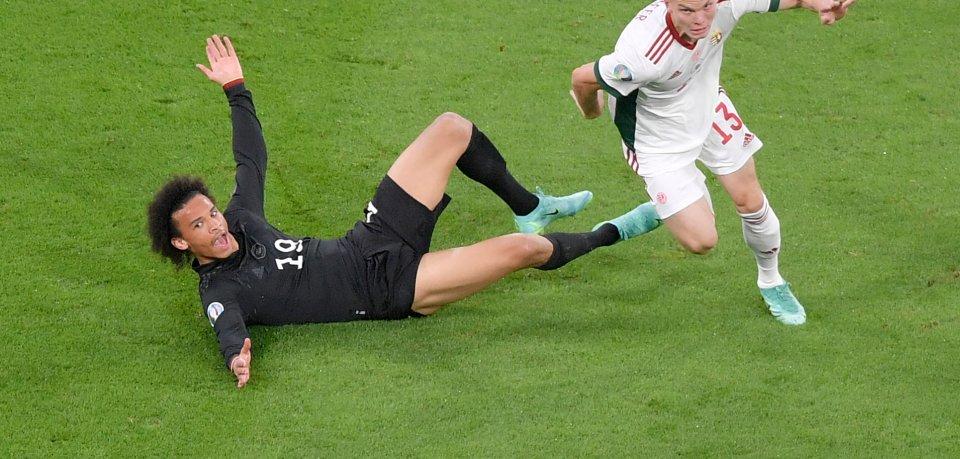 Deutschland steht bei der EM 2021 im Achtelfinale doch die Reaktion der Fans sagt alles.