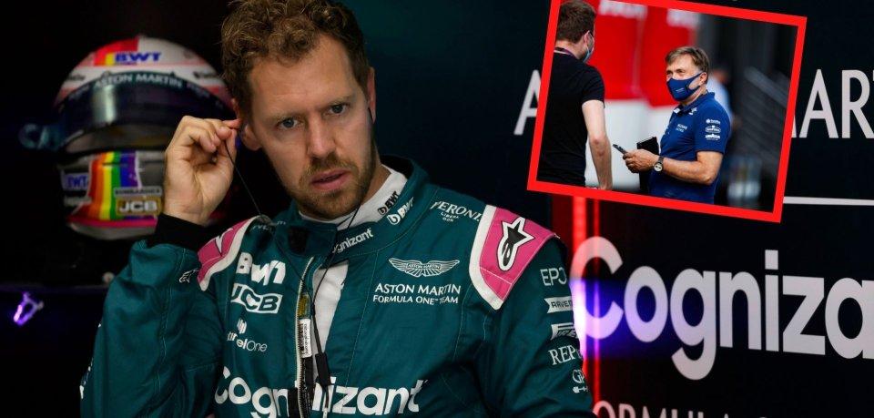 Formel 1: Sebastian Vettel kassierte in Ungarn eine bittere Strafe. Ein Rennstall ereilte beinahe das gleiche Schicksal.
