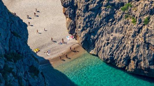Urlaub auf Mallorca: Für vier Deutsche wurde ein Ausflug zum Albtraum. (Symbolbild)