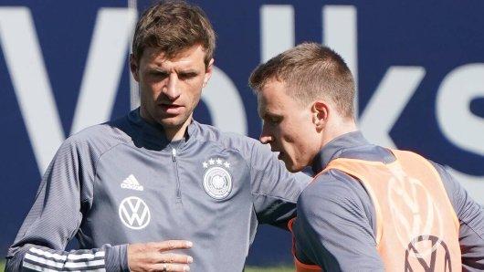EM 2021: Vor Portugal – Deutschland kommen für Joachim Löw auch noch Verletzungssorgen hinzu.