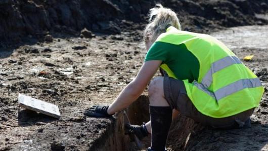 Bei einer Ausgrabung eines Thüringer Museums wurde eine unerwartete Entdeckung gemacht. Das wurde aber erst Jahre später klar.