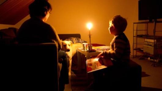 Am Montagmorgen gingen in Gotha die Lichter aus. (Symbolfoto)