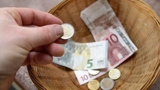 Spenden vom rechten Rand stellen einige Organisation vor Herausforderungen. (Symbolfoto)