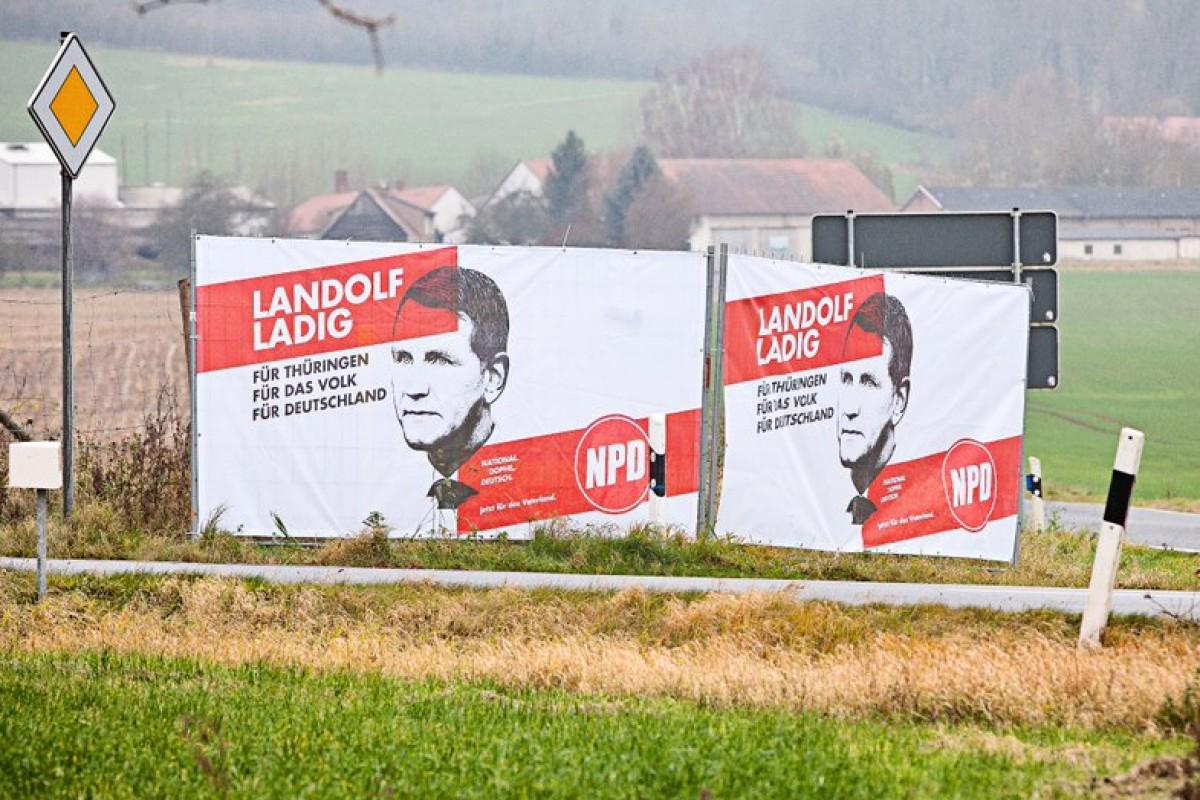 AfD: Björn Höcke spricht über Landolf Ladig – DAS hat jetzt