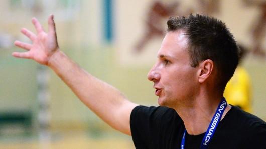 Kommt der ThSV Eisenach unter dem neuen Trainer Arne Kühr langsam aus dem Tabellenkeller heraus? (Archivfoto)
