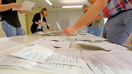 Nach der Wahl ist vor der Wahl: Der Kampf der Kandidaten um Landratsämter und Rathäuser in Thüringen geht in die Verlängerung. Acht Stichwahlen in fünf Städten und drei Kreisen stehen an.