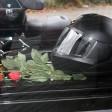 Ein Motorradfahrer hat eine Kollision mit einem Traktor bei Treffurt nicht überlebt. Die Straße zwischen Falken und Nazza wurde voll gesperrt. (Symbolbild)