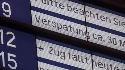 Fahrgäste, die mit der Bahn von oder über Thüringen nach Berlin, München, Sachsen oder Hessen reisen möchten, müssen ab kommender Woche mit erheblichen Einschränkungen rechnen. (Symbolbild)