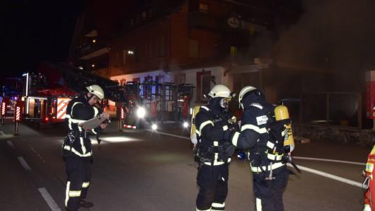 Wegen eines Schwelbrandes in einem Hotel in Heilbad Heiligenstadt mussten 60 Gäste das Gebäude verlassen. (Symbolbild)