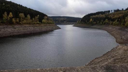 In den Talsperren im Harz staut sich immer weniger Wasser. (Archivfoto)
