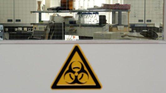 In Hannover hat es einen Ebola-Verdachtsfall gegeben. (Symbolfoto)