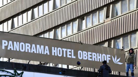Das Hotel soll modernisiert werden.