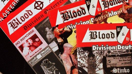Die Blood and Honour Division Deutschland verfolgt das Ziel verfolgt, die seit dem Jahr 2000 verbotene Organisation in Deutschland wieder zum Leben zu erwecken. Konkret geht es dabei vor allem um Musik-CDs mit verbotenem Rechtsrock-Liedgut und um Fan-Artikel mit verbotenen rechtsradikalen Symbolen, die nach Deutschland eingeführt und hier vertrieben worden sein sollen. (Archivbild)