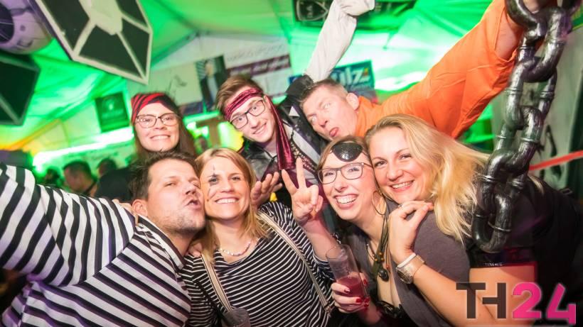 Straflich Gut Wie Quirla Fasching Feierte Fotos Der Party Am