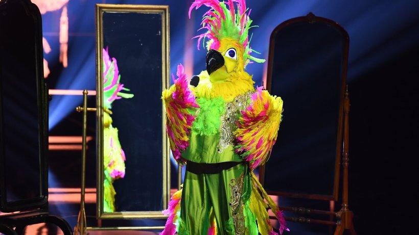 Masked Singer Kakadu
