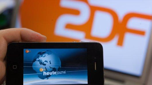Heute Journal (ZDF): Das ZDF hat eine simple Erklärung für die Aussage. (Symbolbild)