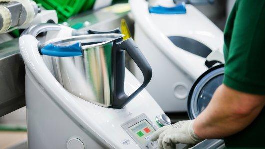 Thermomix: Die Küchenmaschine kriegt Konkurrenz. (Symbolbild)