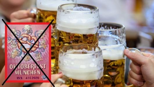 Am Wochenende könnten in Bayerns Hauptstadt wilde Partys stattfinden. (Symbolbild)