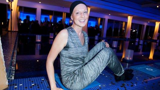 Hendrikje Fitz bei einer Veranstaltung im Jahr 2015. Ein Jahr später starb die In aller Freundschaft Schauspielerin. (Archivbild)