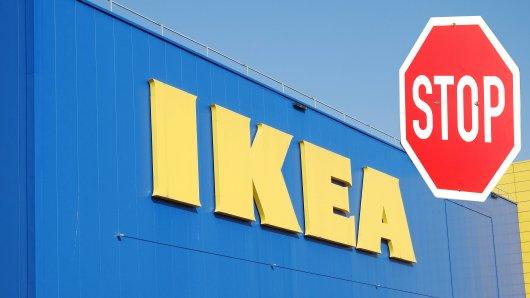 Ikea: Ein Kunde ärgert sich über die schwedische Möbelkette. (Symbolbild)