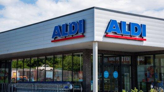 Aldi kündigt eine millionenschwere Neuerung an. (Archivfoto)
