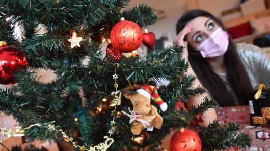 Corona: Welche Regeln gelten an Weihnachten in Thüringen? (Symbolbild)