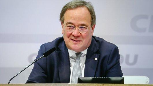 Nach Auszählung der Briefwahlstimmen ist das Ergebnis offiziell: Armin Laschet ist neuer Fraktionsvorsitzender der CDU.