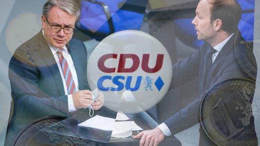 Die Union steht vor der Bundestagswahl 2021 unter Druck: In Umfragen sinken CDU und CSU seit Wochen in der Wählergunst. Wie viel Schuld tragen die Masken-Deals?