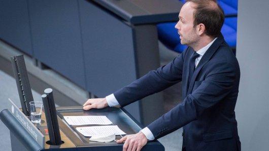 Nikolas Löbel will sein Mandat als Bundestagsabgeordneter niederlegen.
