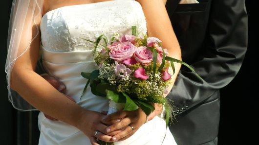 Hochzeit: Die üble Vorahnung des Paares wurde zur schlimmen Realität. (Symbolbild)