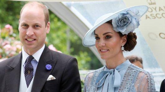 Ein Instagram-Foto von Kate Middleton und Prinz William begeistert die Fans. (Archivbild)