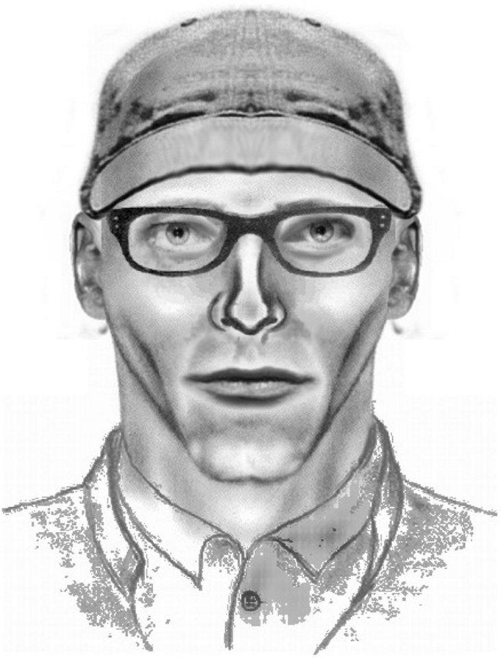 Die Polizei gibt das Phantombild des räuberischen Erpressers aus Altenburg frei.